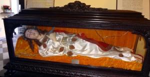 Relic of San Pio